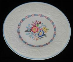 Wedgwood China, Morning Glory Patrician Tl381, Dinner Plate, 10 3/4