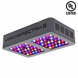 Viparspectra Ul Certified 300w Led Grow Light With Daisy Chain Full Spectrum ...