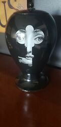 Fornasetti Limited Edition Vase Lock And Key With Lid 95 Of 499 Mint Condition