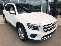 2020 Mercedes-Benz GLB GLB 250 Polar White Mercedes-Benz GLB with 13 Miles available now!