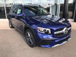 2020 Mercedes-Benz GLB GLB 250 Galaxy Blue Metallic Mercedes-Benz GLB with 32 Miles available now!