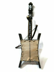 New Traditional Handmade Rebab String Musical Instruments Middle East ربابة
