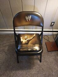 2006 Wwe No Way Out Floor Chair 1st Mariner Arena Wwe Smack Down Wrestlemania