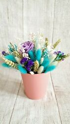 Bouquet of flowers dry flowers home decor flowers.