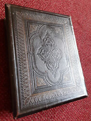 The Devtional Family Bible, With Illustrations, Thomas Kelly And Co. 1864
