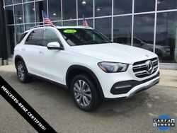 2020 Mercedes-Benz Other GLE 350 Polar White Mercedes-Benz GLE with 5206 Miles available now!
