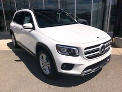 2020 Mercedes-Benz GLB GLB 250 Polar White Mercedes-Benz GLB with 19 Miles available now!