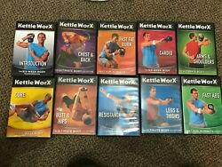 Kettleworx Fitness The Six Week Body Transformation Video Step-by-step F3-ship