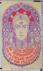 Maclean Big Brother And The Holding Company And The Steve Miller Blues Band 1967