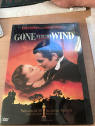 Gone With The Wind Dvd New Sealed In Original Package