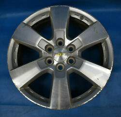 Chevy Traverse 2009-2015 Used Oem Wheel 20x7.5 Factory 20 Rim Machined Silver