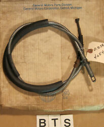 Oe 1978 1979 1980 1981 Chevrolet Clutch Cable Gm Part 465422