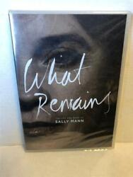 What Remains - The Life And Work Of Sally Mann Dvd 2008 New Sealed