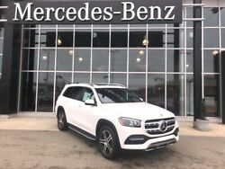 2020 Mercedes-Benz Other GLS 450 Polar White Mercedes-Benz GLS with 3 Miles available now!