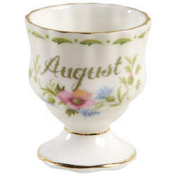 Royal Albert Flower Of The Month Egg Cup 6726467