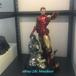 Ironman Statue Figurine Resin Model Collections Comic Version 1/4 New