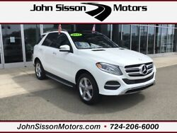 2017 Mercedes-Benz Other GLE 350 Polar White Mercedes-Benz GLE with 14093 Miles available now!