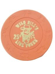 Wild Bills Casino Vintage Vault .25 Cent Chip Great For Any Collection