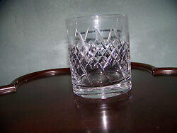 Rogaska Old Fashion Glass Crystal 4quot; TALL $29.99