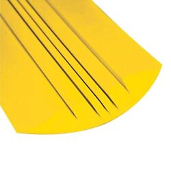 Megaware 21110 Keel Guard Yellow 10ft Ultra Tough Polymer Boat Protector