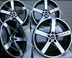 Alloy Wheels 19 Blade For Audi A6 C7 A8 Q5 Q7 5x112 Tt Coupe Cabriolet Wr Bmf