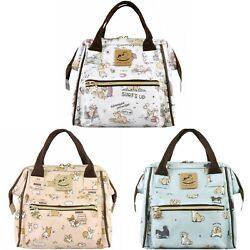 Puppy Handbag Crossbody Backpack Waterproof Triple Multi-functional Convertible $59.95