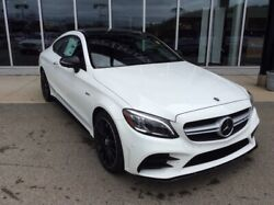 2020 Mercedes-Benz C-Class C 43 AMG® Polar White Mercedes-Benz C-Class with 7 Miles available now!