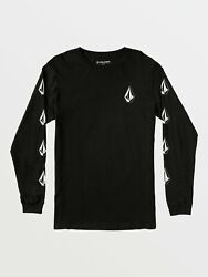 Volcom Menand039s Deadly Stones Long Sleeve T-shirt