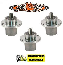 3 Blade Deck Spindle Assembly For Bad Boy 037-2000-00 Fits Mz42 Mz Magnum 48 54