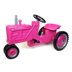 Pink International Harvester Farmall C Pedal Tractor By Ertl 44213