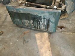 Mg Td Fuel Tank With Cap And Send Unit. Will Need To Be Cleaned.in Storage Years