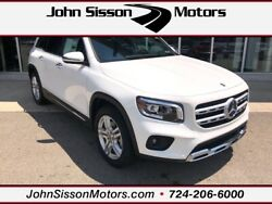 2020 Mercedes-Benz GLB GLB 250 Polar White Mercedes-Benz GLB with 33 Miles available now!