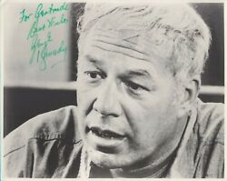 George Kennedy Original Signed Vintage Photo 10x8 Inch Autograph