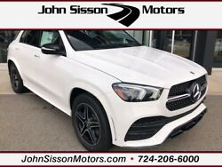 2020 Mercedes-Benz Other GLE 350 Polar White Mercedes-Benz GLE with 2 Miles available now!