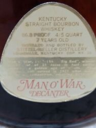 Vintage Jim Beam Whiskey Decanter Bottles 1960s, 1970s Collectable