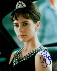 Jennifer Love Hewitt The Audrey Hepburn Story Signed 8x10 Photo In-person