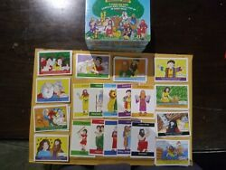 THE BEGINNERS BIBLE STORIES CARDS AND ACTIVITIES NEW SEALED BOX CHILDREN $9.99