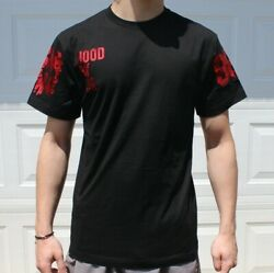 Brand New Been Trill X Hood By Air Hba Black Red Foil T Shirt Rare Menand039s Size S