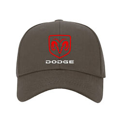 New Hat Dodge Ram Trucks Logo Printed Baseball Cap One Size Fits All Adjustable $9.99