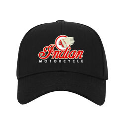 New Hat Motorcycles Graphic Printed Baseball Cap One Size Fits All Adjustable $9.99