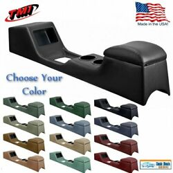 Full Length Console For 1967 - 68 Mustang Convertible In Many Colors
