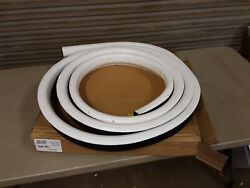 Dockmate Commercial-grade Double-molded Dock Profile P Guard 20and039 White 826