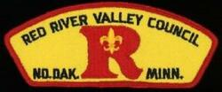 Red River Valley Council Red Bdr T-1 Csp