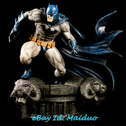 Batman Hush Statue Resin Model Gk Collections Gifts Painted New
