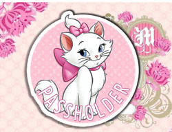 Homemade Marie the Cat from Aristocrats Annual Passholder High Quality AP Magnet