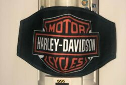 Face Mask Harley Davidson Washable Doble Layer And Strap neck & head $9.99