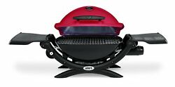 Weber Q 1200 Portable Tabletop Propane Gas Bbq Grill Quick Red More Colors Avail