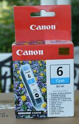 Canon Bci Ink Cartridges 14 In Original Packaging. Genuine New Never Used.