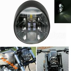 Hi/lo Headlight Projector With Drl For 2018-2020 Softail Breakout 114 Fxbr Fxbrs