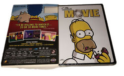 The Simpsons Movie Dvd New / Factory Sealed Rare